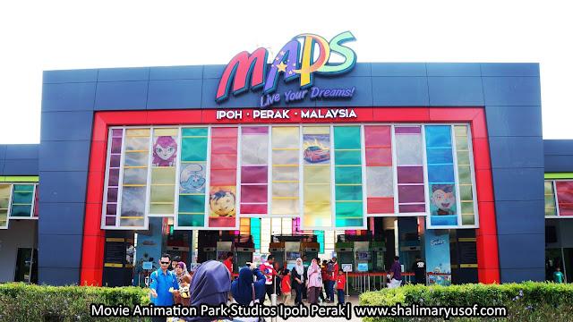 Memilih Movie Animation Park Studios Ipoh Perak Sebagai Salah Satu Lokasi Percutian Musim Cuti Sekolah Di Perak