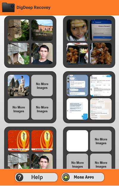 Aplikasi Mengembalikan Foto yang Terhapus di Android