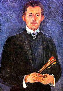 resumen biográfico del pintor edvard munch
