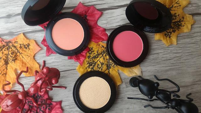 Maquillaje de otoño: coloretes e iluminadores de la marca Focallure