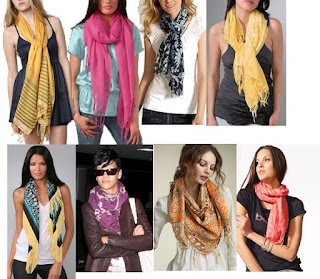 Chic and Creative Ways to Tie A Scarf