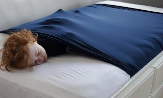 Lycra bedsheet