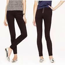 5bd69e45606e11 Almost 10 years ago, I bought a pair of black J. Crew pixie pants. I have  worn those pants to death!