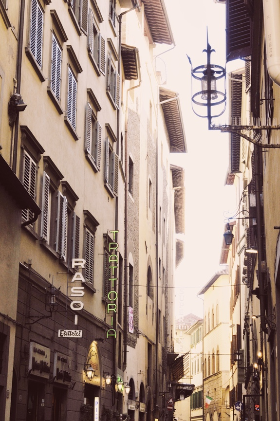 2 days in Florence charming streets of Florence