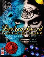 Broken Sword Caja delantera