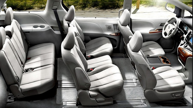 2016 Toyota Sienna New Redesign