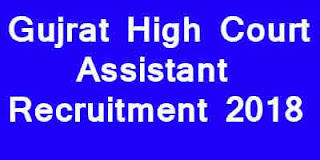 Gujrat High Court Assistant