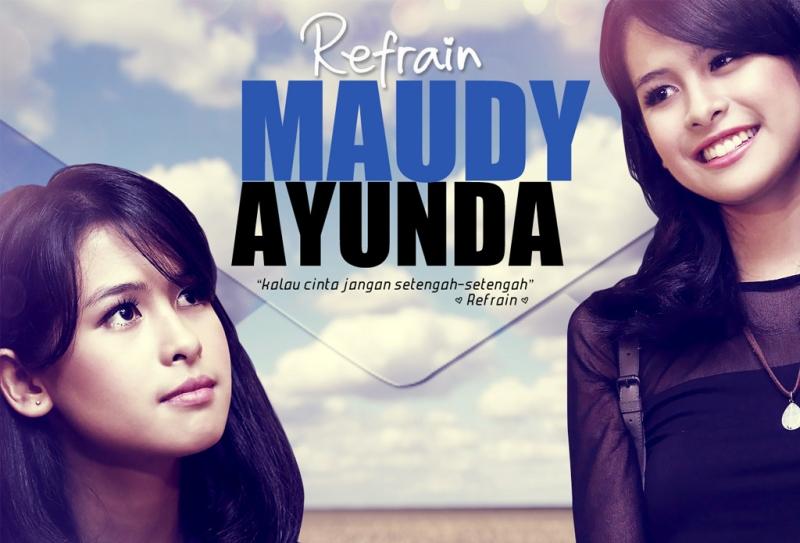 Maudy Ayunda - Refrain Wallpaper