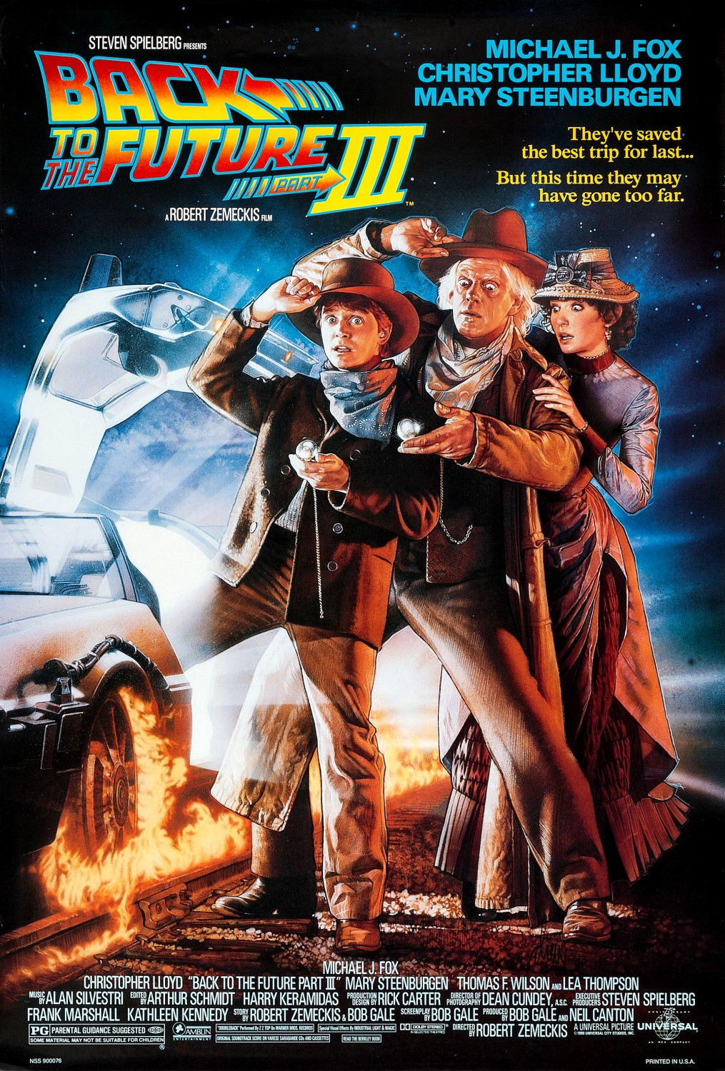 Back to the Future Part 3 (1990) ταινιες online seires oipeirates greek subs