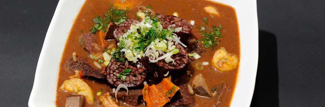 Gastronomía Huecas de Guayaquil - Llulan
