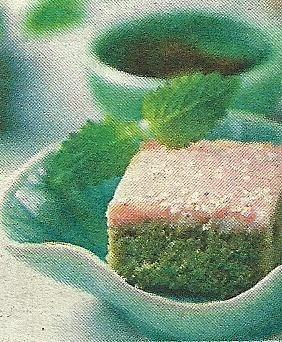 Простой рецепт приготовления пирожных из зеленого чая, как готовить и какие нужны продукты