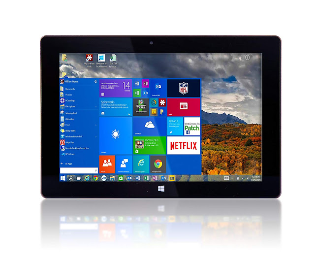 Fusion 5 Tablet