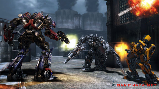 Transformers-Revenge-Of-The-Fallen-Game-Download