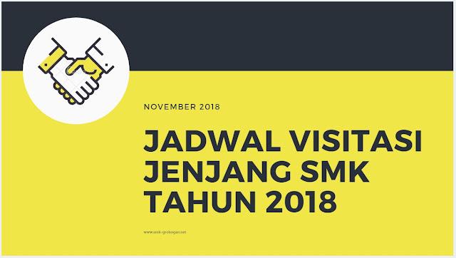 Jadwal Akreditasi Jenjang SMK Tahun 2018