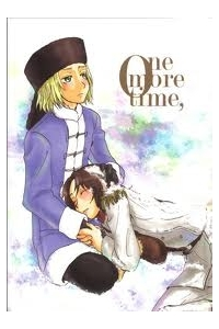 APH Doujinshi - One more time