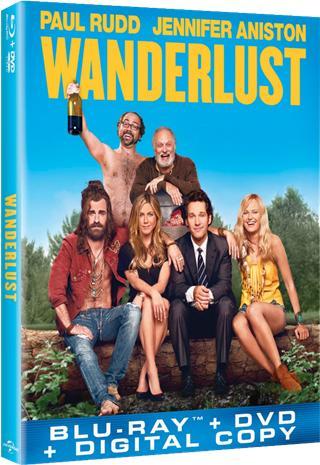 Wanderlust 720p HD Español Latino Dual Descargar BRRip 2012