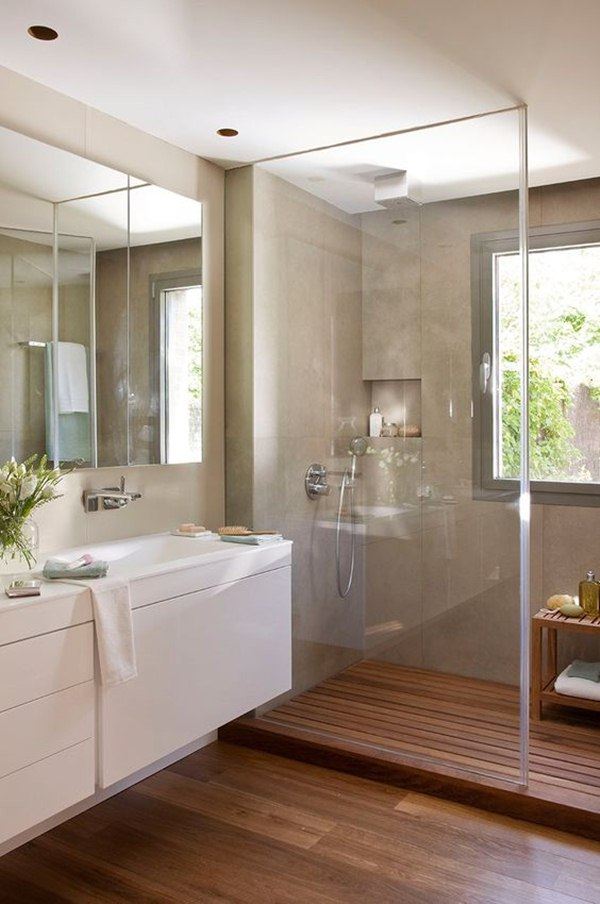 Tipos de Mamparas para cuarto de baño - Carpintería Metálica ...