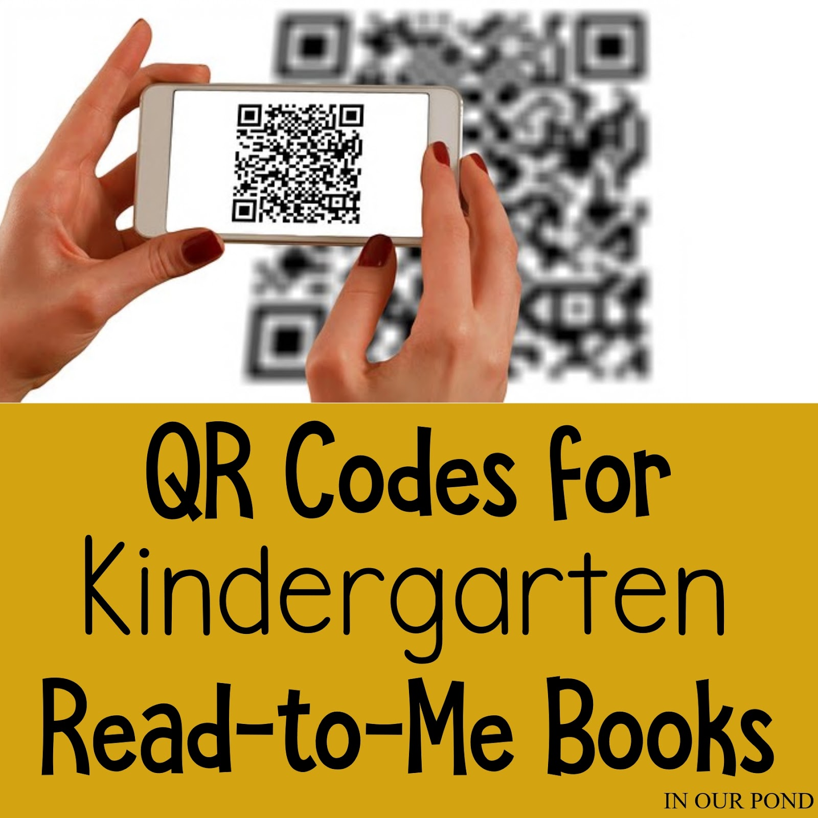 Free Qr Codes For Read To Me Books