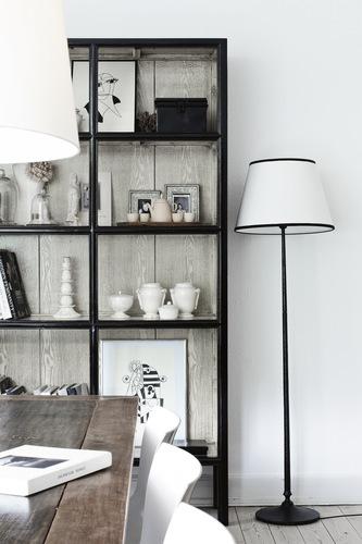 Un interior de estilo nórdico y bohemio chicanddeco