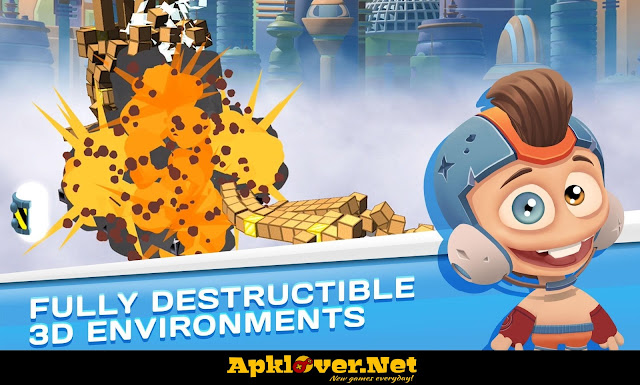 Wrecking Squad APK MOD Unlimited