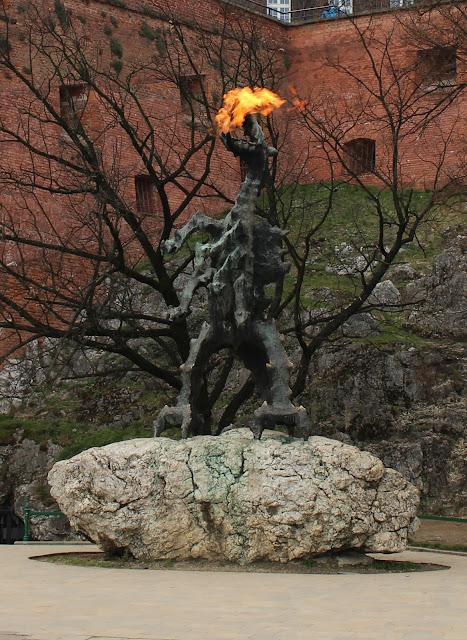 Dragón de Cracovia