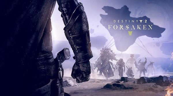 Destiny 2: Forsaken Gameplay