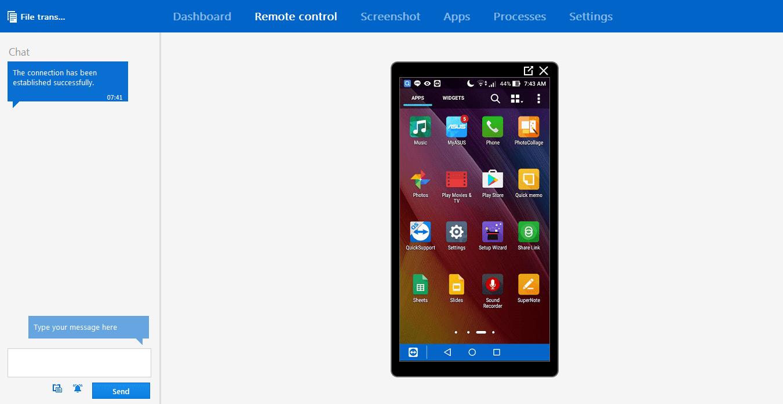 cara menampilkan layar android di pc/laptop tanpa root