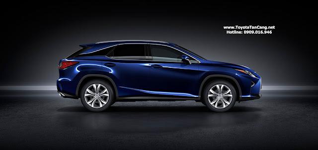 RX200t 02 - Đánh giá xe Lexus RX 200t 2018 và giá bán tại Việt Nam