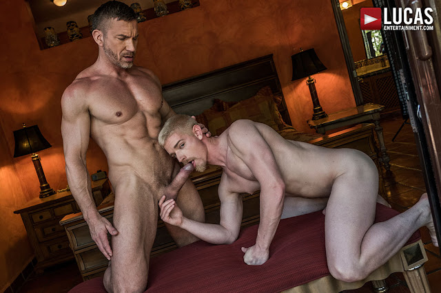 LucasEntertainment - TOMAS BRAND TOPS CODY WINTER BAREBACK