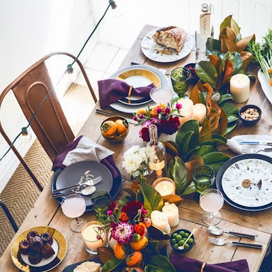 15 Gorgeous Thanksgiving Tablescape Ideas