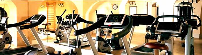Transcorp Hotels Calabar fitness centre