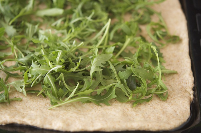 Arugula is awesome