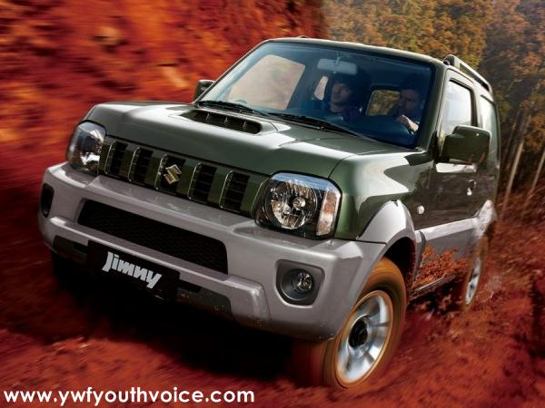 Suzuki Plans Next-gen Jimny to be made in India; to share platform of Baleno, Ignis