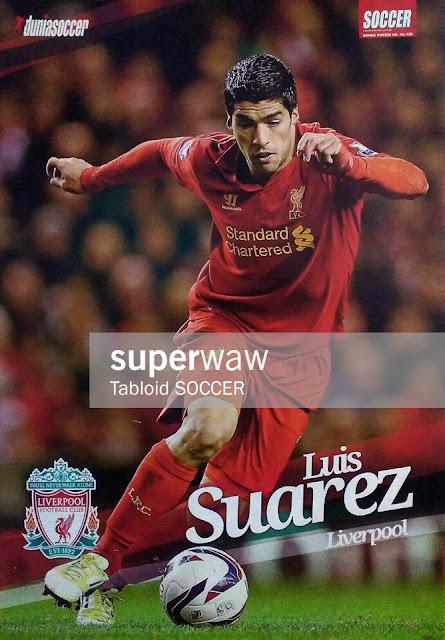 Luis Suarez Liverpool 2012