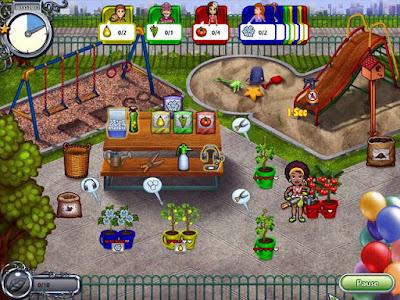 Garden Dash Full Version