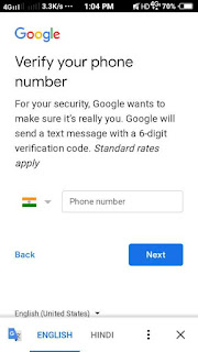 prdptech.Email id kaise banaye,How to creat email id in hindi?