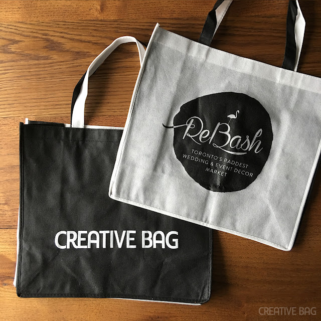 custom tote bag supplier | Creative Bag