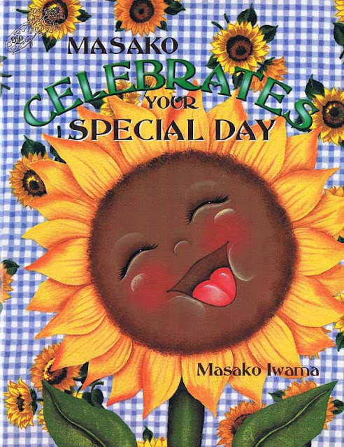 Celebrate Your Special Day by Masako Iwama Decorative Tole Painting