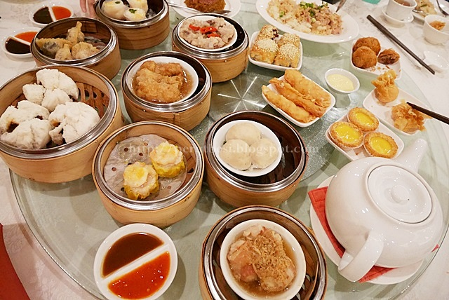 The Ruthless Eater Review Dim Sum At Xin Cuisine Concorde Hotel