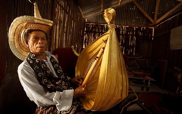Sasando, Alat Musik Tradisional Khas Nusa Tenggara Timur (NTT)