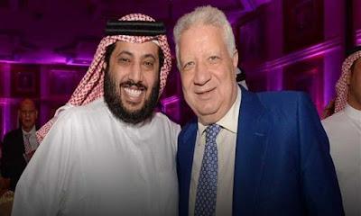تركي آل الشيخ يعلن عن تعاون مع الزمالك في يناير
