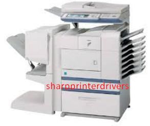 Sharp MX-M450U Printer Driver Download