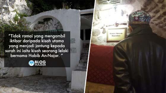 Hero Dalam Surah Yasin, Habib an-Najar