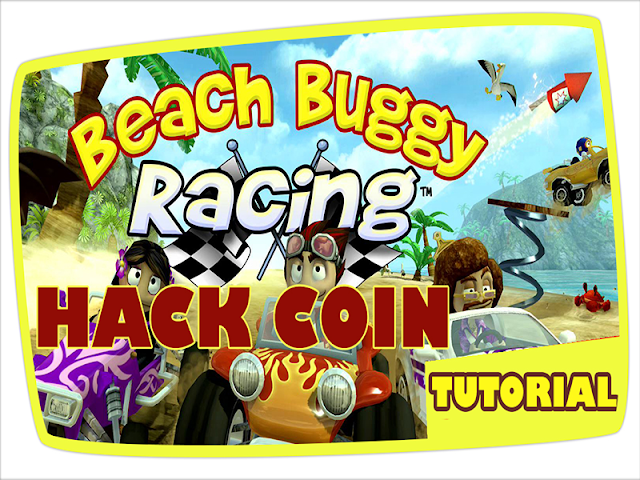 Cara Hack Coin Game Beach Buggy Racing | New 2017