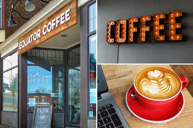 Equator Coffee Westboro