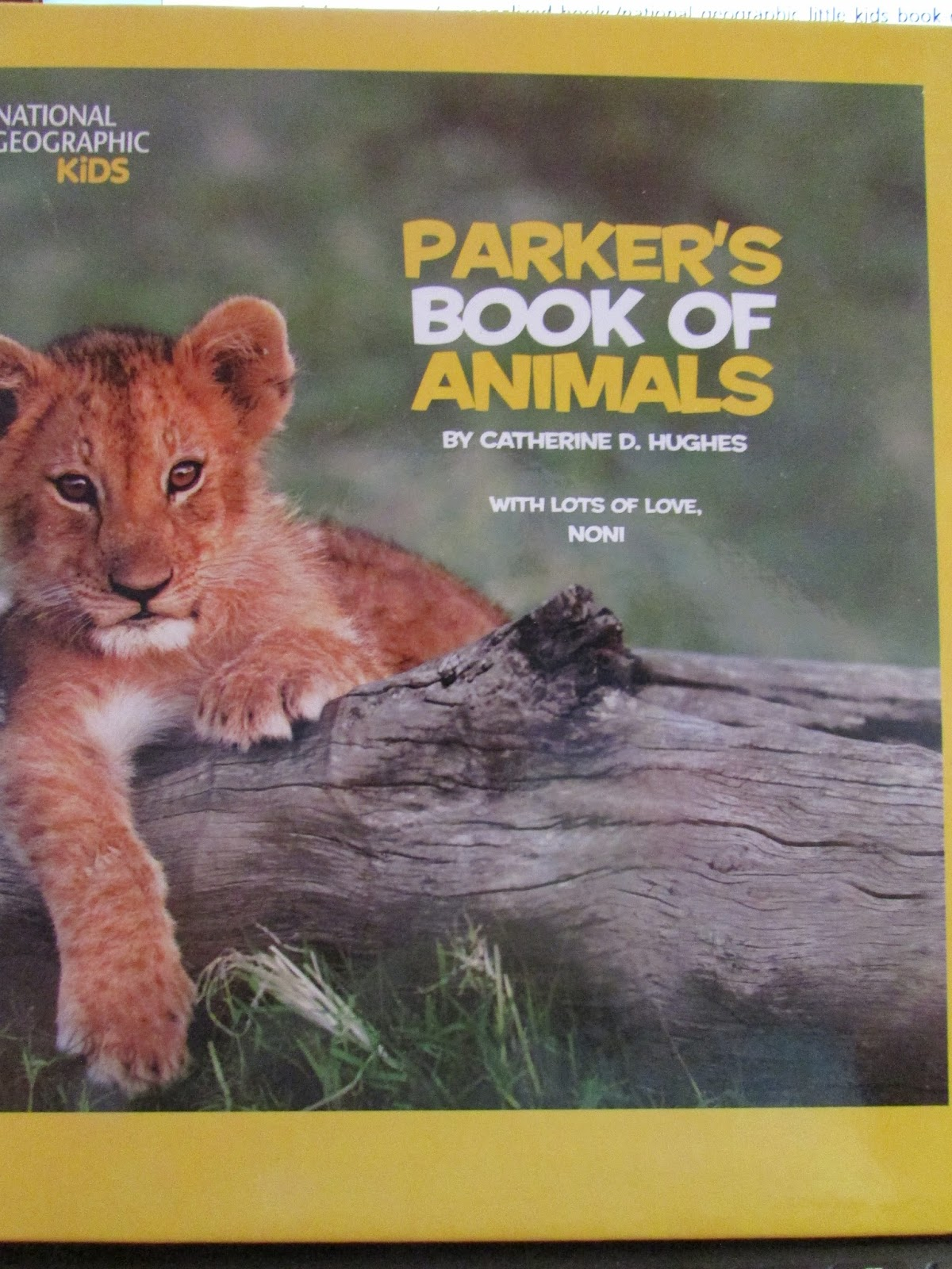 Reading Authors: #Review: National Geographic Kids Books