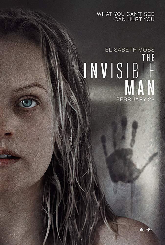 The Invisible Man 2020 Dual Audio Hindi 300MB HDCAM 480p
