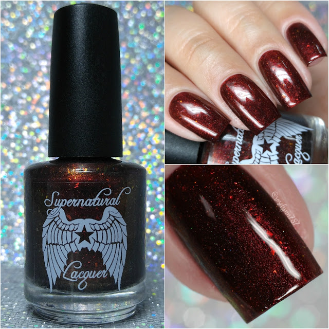 Supernatural Lacquer - Polish Pick Up April 2018