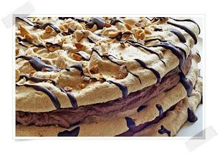 Pareri Reteta de Tort de bezea cu crema de cafea