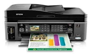 Epson WorkForce 610 Driver & Utilities Download For Microsoft Windows and Macintosh